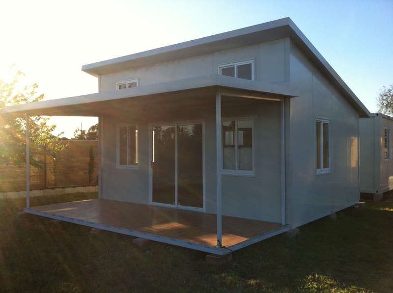 Transportable Cabin Flat Pack New Design Clevercabins Com Au